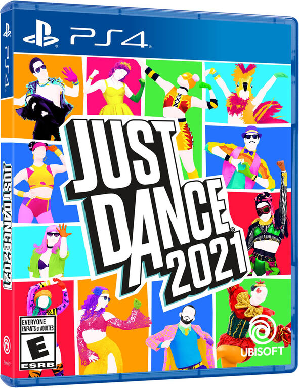 PlayStation 4  Just Dance 2021