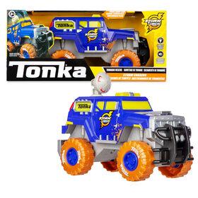 Tonka - Mega Machines Storm Chasers Lumière et son - Tornado Rescue