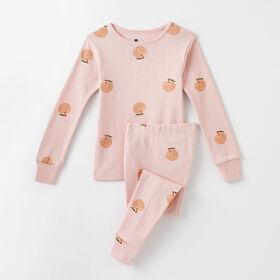 happy dream sleep set, 6y - light pink print