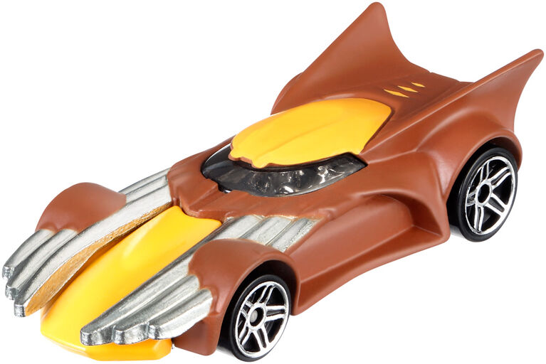 Hot Wheels Marvel Character Car - Wolverine, Brown