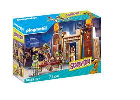 Playmobil - SCOOBY-DOO! Adventure in Egypt