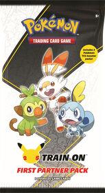 Paquet Premier Partenaire Pokémon - Galar - Édition anglaise