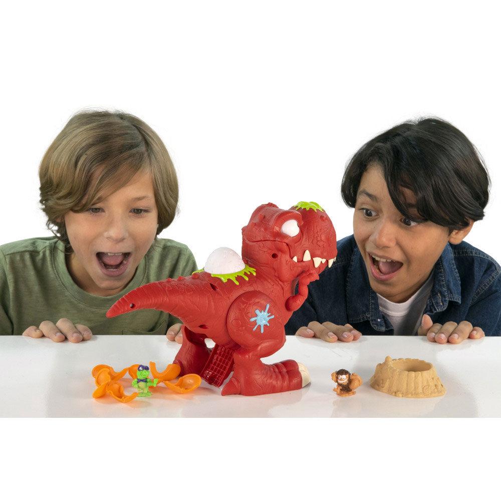 Nouveau Smashers série 3 Smash Rex avec 2 exclusive figures