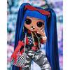 L.O.L. Surprise! O.M.G. Downtown B.B. Fashion Doll with 20 Surprises