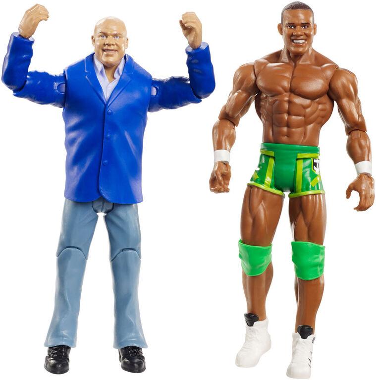 WWE - Kurt Angle & Jason Jordan - Pack de bataille