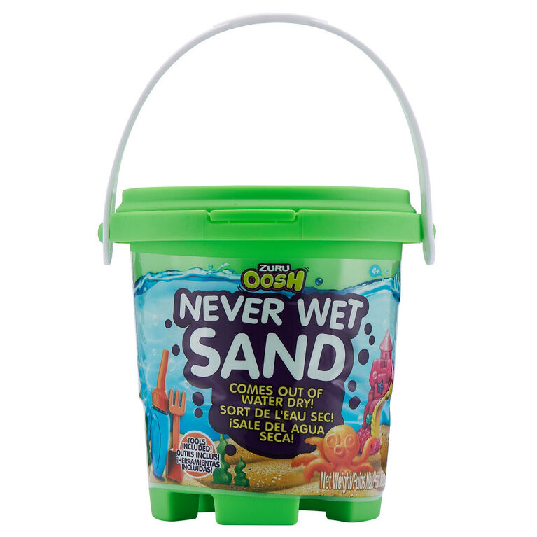 Sable Oosh Never Wet Sand Séries 1