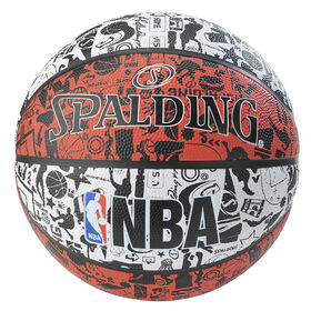 Spalding Graffiti Ball