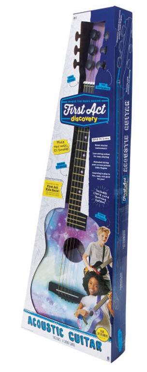 """First Act 30"""" Moon and Star Acoustic Guitar"""
