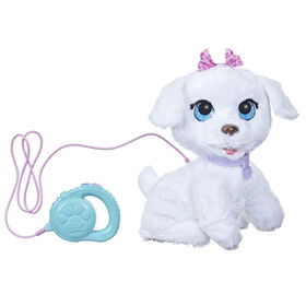 furReal, GoGo mon chiot qui danse, jouet interactif, animal électronique dansant