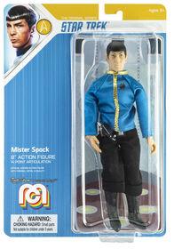 "Star Trek TOS - Mr. Spock  - Dress Uniform 8"" figure"