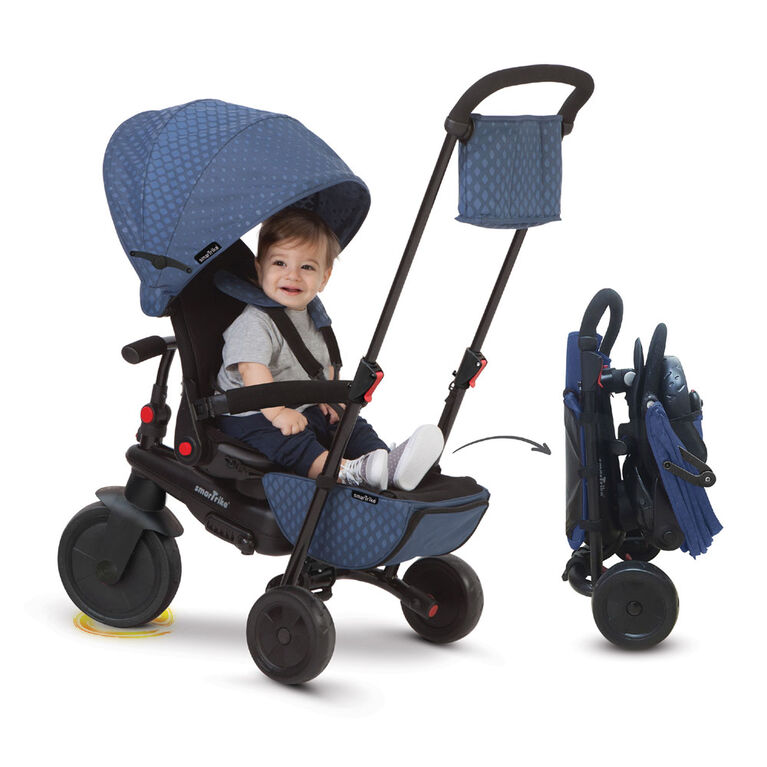 smarTfold 700 8-in-1 Trike Blue - R Exclusive