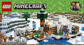 LEGO Minecraft L'igloo 21142