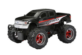 New Bright 1:18  Scale  RC Chargers FORD RAPTOR  Radio Control Truck - BLACK