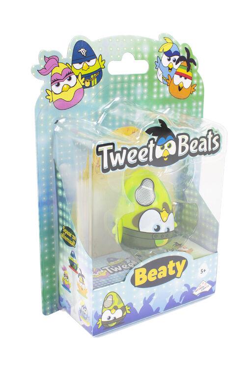 Tweet Beats! Single Bird - Beaty