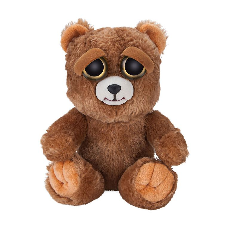 Feisty Pets Sir Growls-A-Lot 10-Inch Plush