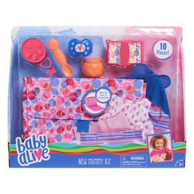 Baby Alive New Mommy Kit