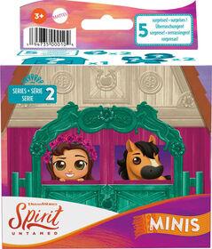 Spirit: l'indomptable - Mini-Coffret Lucky et Spirit