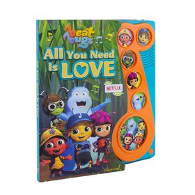 Beat Bugs Little Music Note: All You Need is Love