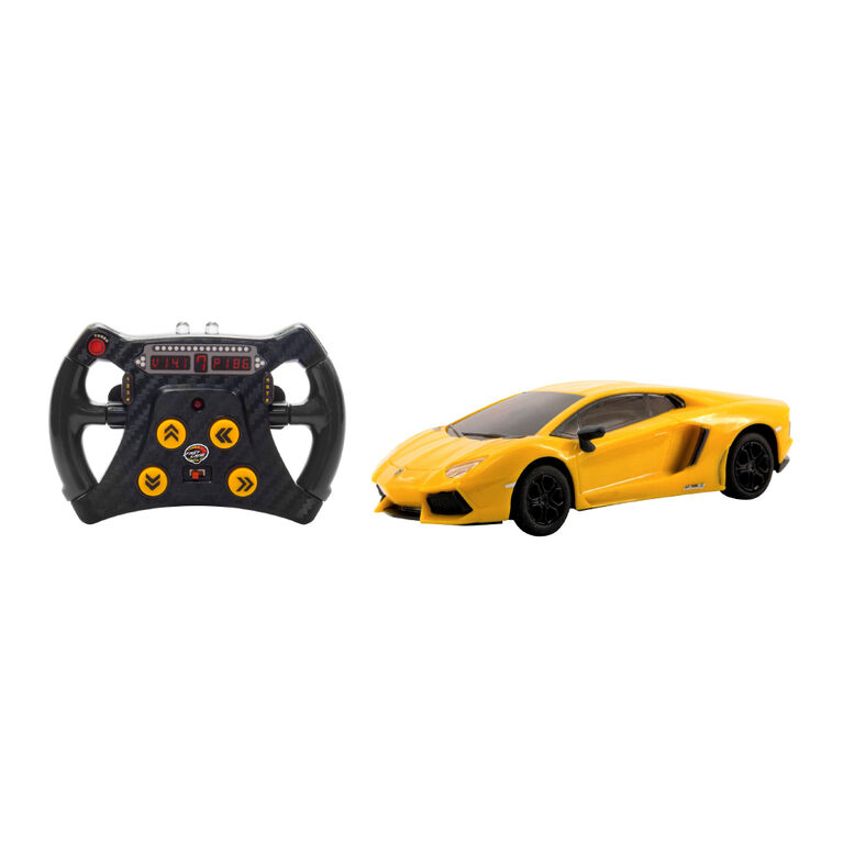 Fast Lane RC - 1:43 IR Street Racer - Lamborghini Aventador LP700-4