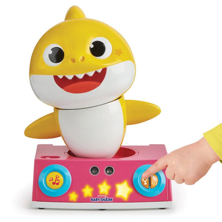 Pinkfong - DJ danseur Baby Shark - Édition anglaise - Notre exclusivité