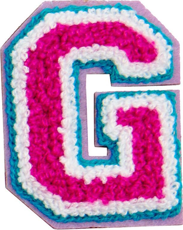 Patches: Decorative Letter - G