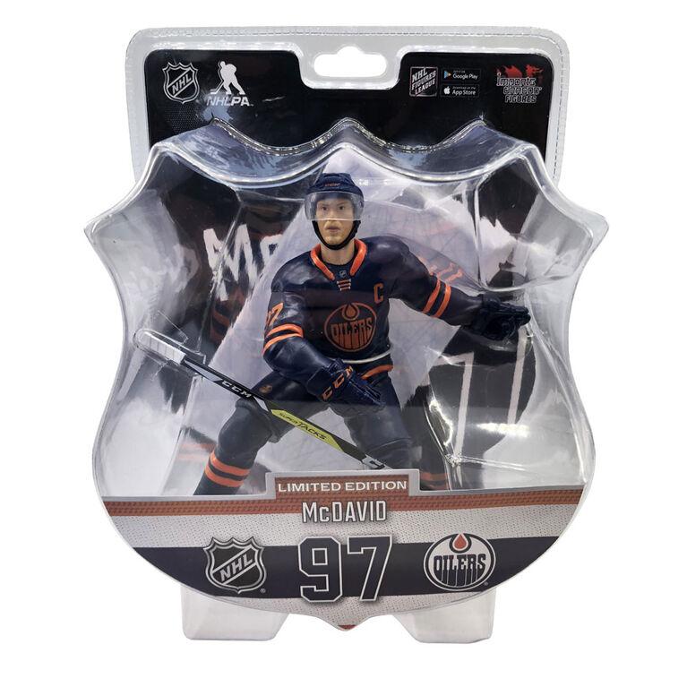 "Connor Mcdavid Edmonton Oilers - 6"" NHL Figure"