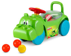 Hungry Hungry Hippo Activity Ride-on