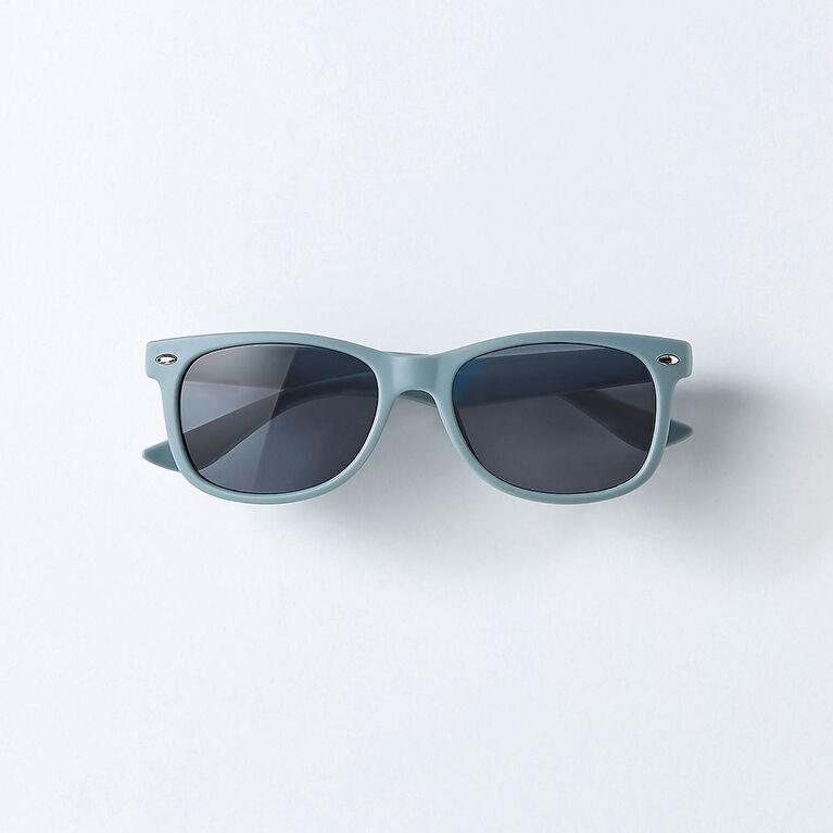 lunettes de soleil classiques - anthracite