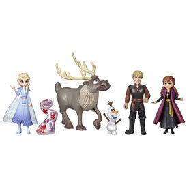 Disney Frozen, Collection Aventure givrée