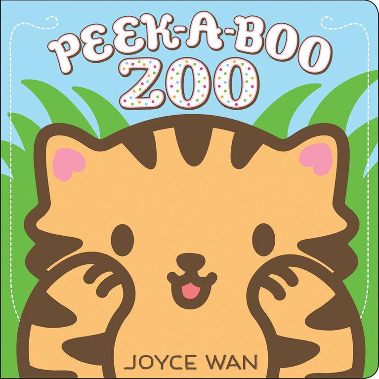 Peekaboo Zoo - English Edition