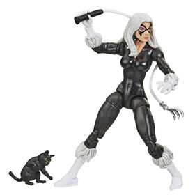 Figurine de collection rétro Marvel's Black Cat