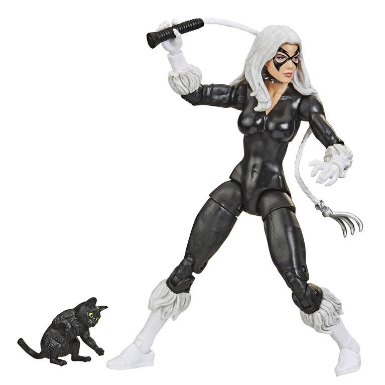 Marvel's Black Cat Action Figure Toy Vintage Collection
