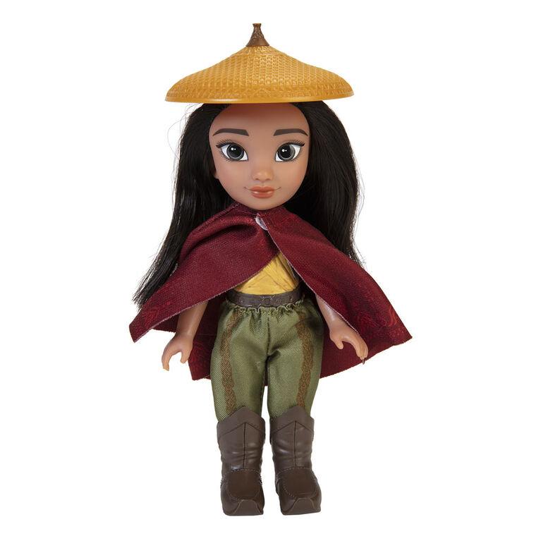 "Disney's Raya and the Last Dragon - 6"" Articulated Raya Fahion Doll"