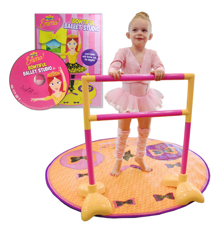 The Wiggles - Bowtiful Ballet Studio - Emma