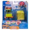 Fisher-Price Thomas & Friends MINIS Fizz 'n Go Cargo - English Edition