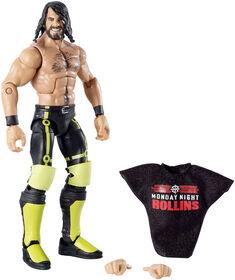 WWE - Top Picks - Collection Elite - Figurine articulée - Seth Rollins - Édition anglaise