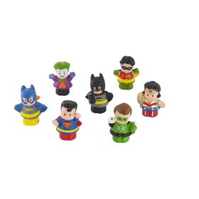 Fisher-Price - Little People - DC Super Friends - Coffret figurines