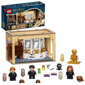 LEGO Harry Potter Poudlard : l'erreur de préparation du polynectar 76386