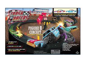 Crash Racers - Figure 8 Circuit