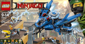 LEGO Ninjago Movie L'avion éclair 70614.