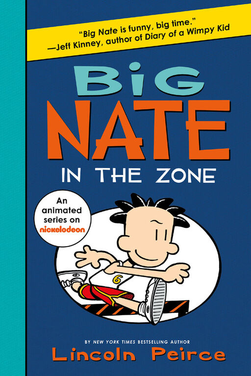 Big Nate: In the Zone - Édition anglaise