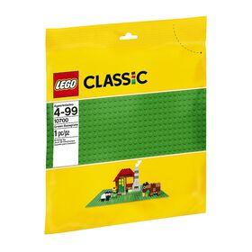 LEGO - Plaque de base verte (10700)