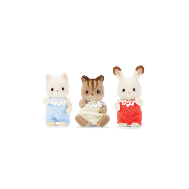 Calico Critters - Baby Friends