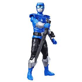 Power Rangers Beast Morphers 12-Inch Beast-X Blue Ranger Action Figure
