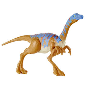 Jurassic World Camp Cretaceous Attack Pack Dinosaur Action Figure, 5 Movable Joints