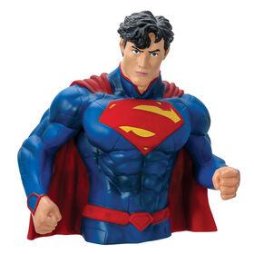 DC Comics Superman Bank - English Edition