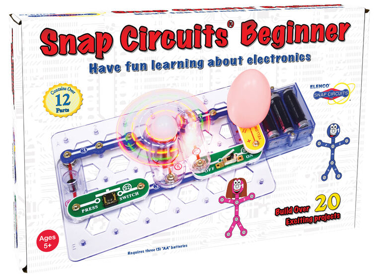Snap Circuits - Beginner - Édition anglaise