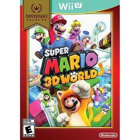 Nintendo Wii U - Nintendo Selects - Super Mario 3D World
