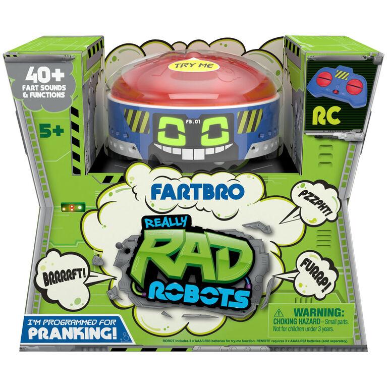 Really RAD Robots - Fartbro
