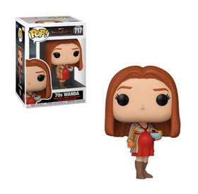 Funko POP! TV: Marvel WandaVision - 70s Wanda  - PRE-ORDER, SHIPS JAN 31, 2021